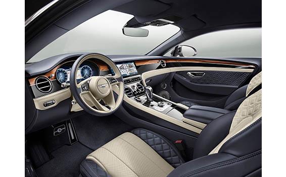 Bentley Continental GT 15
