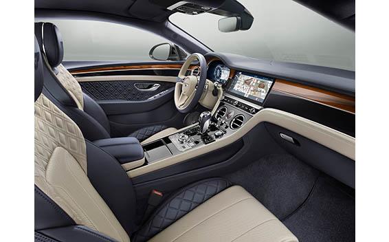 Bentley Continental GT 16