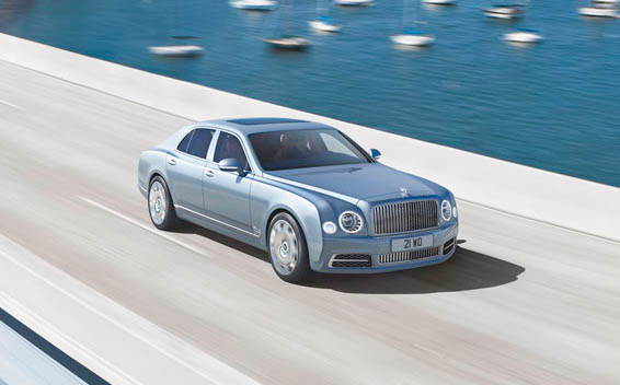 Bentley Mulsanne 3