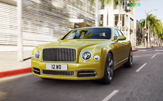 Bentley Mulsanne 10