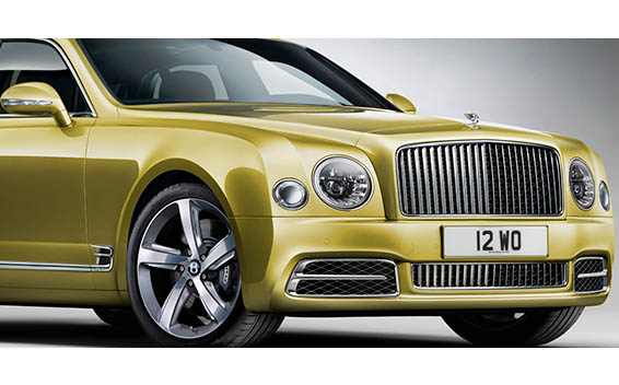 Bentley Mulsanne 11