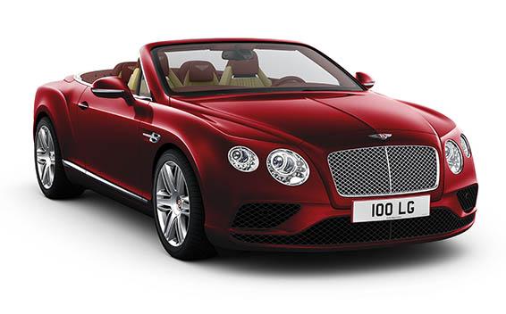 Bentley Continental GTC 1