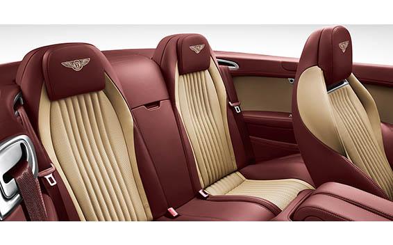 Bentley Continental GTC 6