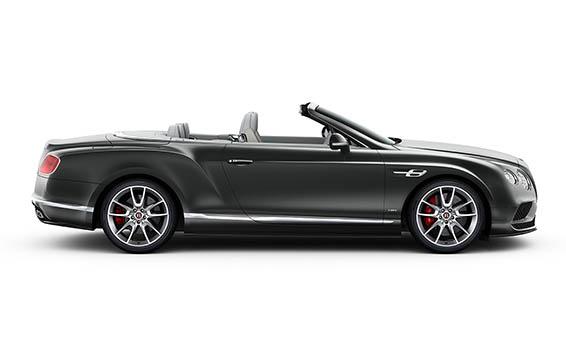 Bentley Continental GTC 10