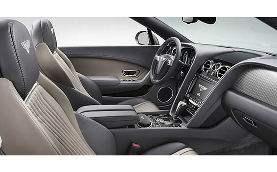 Bentley Continental GTC 11