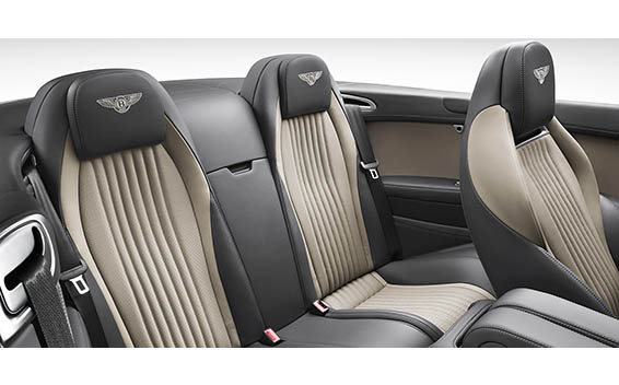 Bentley Continental GTC 12
