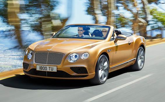 Bentley Continental GTC 13
