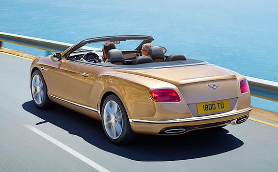 Bentley Continental GTC 14