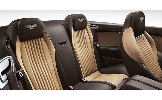 Bentley Continental GTC 18