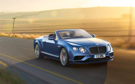Bentley Continental GTC 19