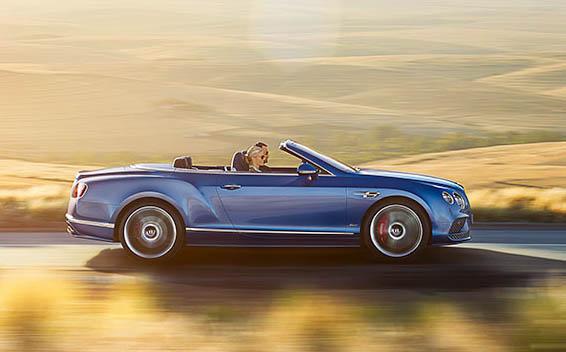 Bentley Continental GTC 21