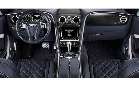 Bentley Continental GTC 22