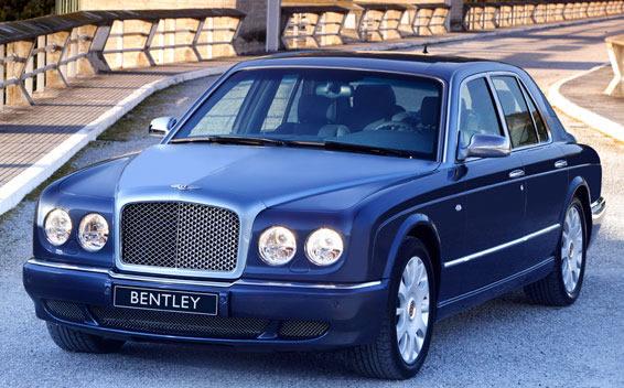 Bentley Arnage ARNAGE R 4AT 6.7 (2005)