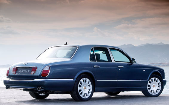 Bentley Arnage 2