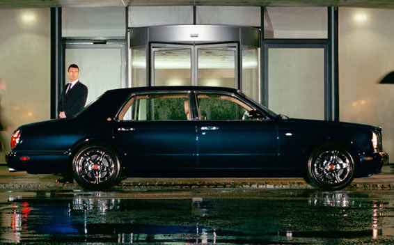 Bentley Arnage 3
