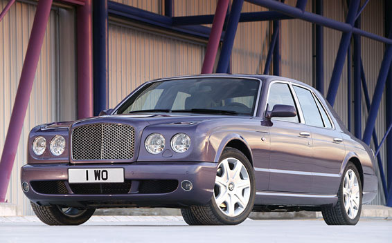Bentley Arnage 5