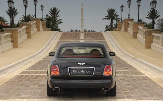 Bentley Brooklands 5