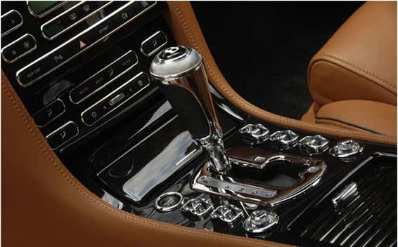 Bentley Brooklands 8