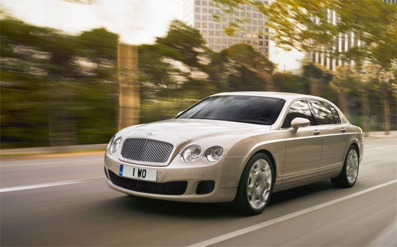 Bentley Continental Flying Spur 1