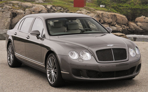 Bentley Continental Flying Spur 6