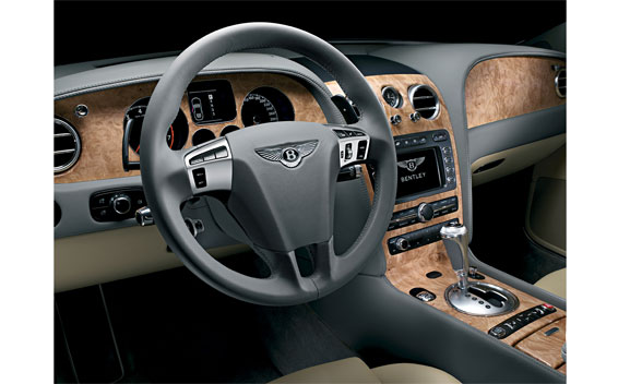 Bentley Continental Flying Spur 7