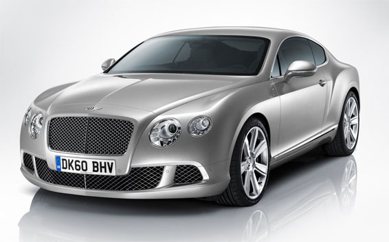 Bentley Continental GT CONTINENTAL GT LHD 4WD AT 6.0 (2011)
