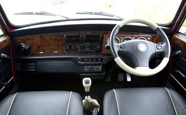 Rover Mini 4