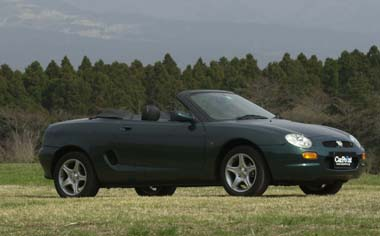 Rover MGF 1