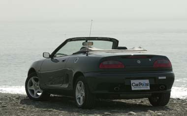 Rover MGF 2