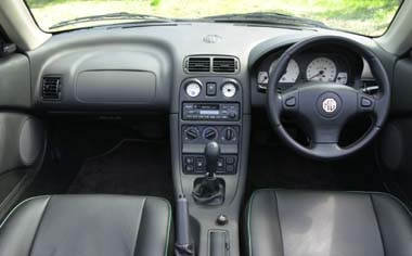 Rover MGF 3