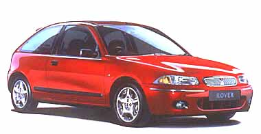 Rover 200 Series 1