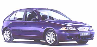 Rover 200 Series 2