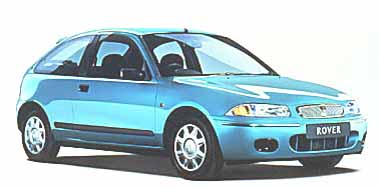 Rover 200 Series 3