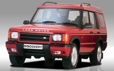Rover Discovery 1