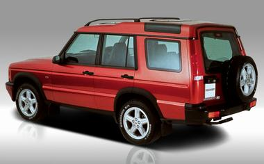 Rover Discovery 2