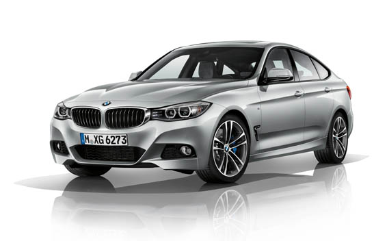 BMW 3 Series Gran Turismo 320I GRAN TURISMO LUXURY RHD AT 2.0 (2013)