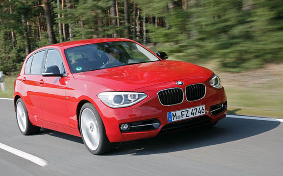 BMW 1 Series 116I FASHIONISTA RHD AT 1.6 (2014)