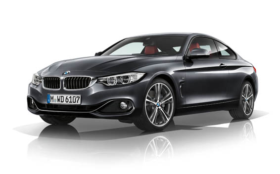 BMW 4 Series 420I COUPE M SPORT RHD AT 2.0 (2014)