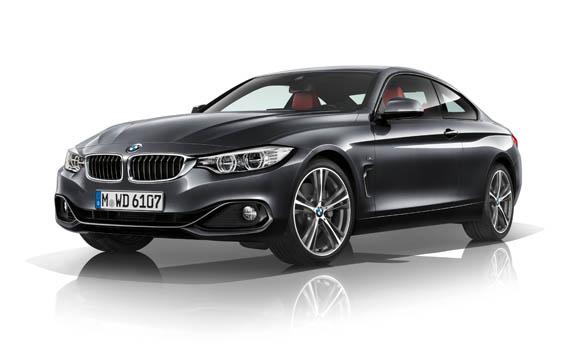 BMW 4 Series 435I CABRIOLET M SPORT LHD AT 3.0 (2014)