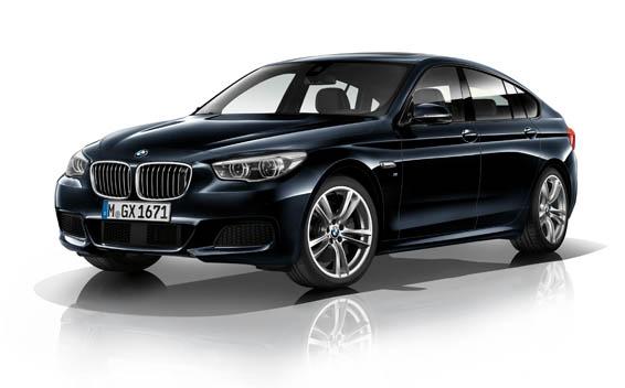 BMW Series 5 Gran Turismo 1