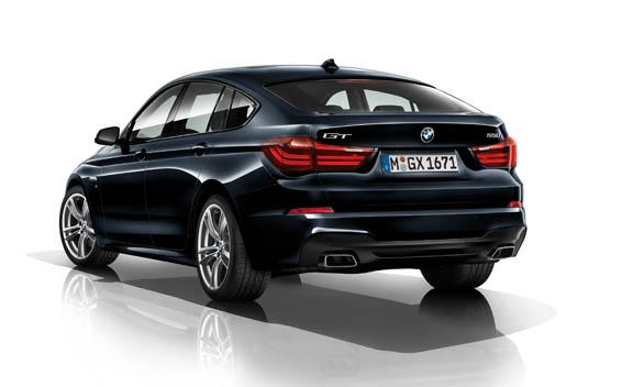 BMW Series 5 Gran Turismo 2
