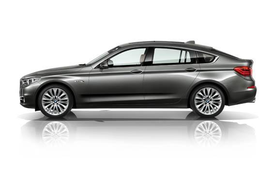 BMW Series 5 Gran Turismo 3