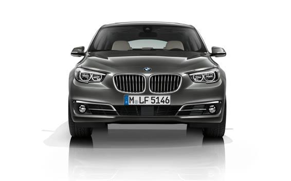 BMW Series 5 Gran Turismo 4