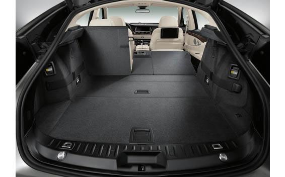 BMW Series 5 Gran Turismo 12