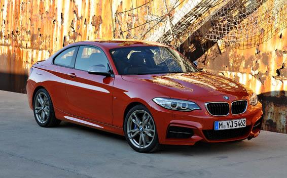 BMW 2 Series 218I ACTIVE TOURER RHD AT 1.5 (2014)