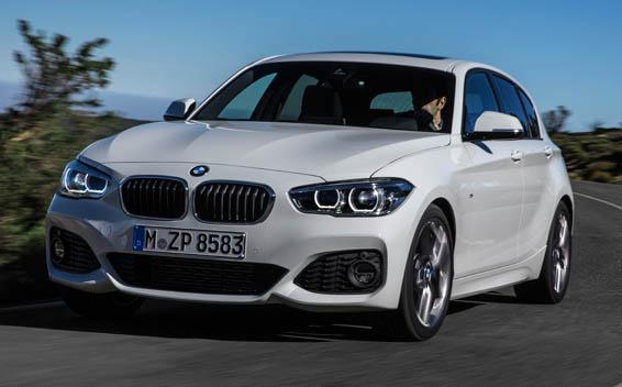 BMW 1 Series 120I M SPORT RHD AT 1.6 (2015)