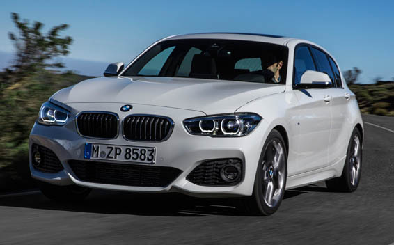 BMW 1 Series 118I STYLE RHD AT 1.6 (2015)