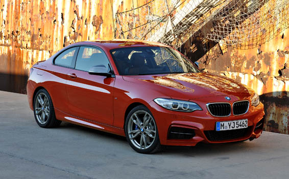 BMW 2 Series 218I GRAN TOURER M SPORT RHD AT 1.5 (2015)