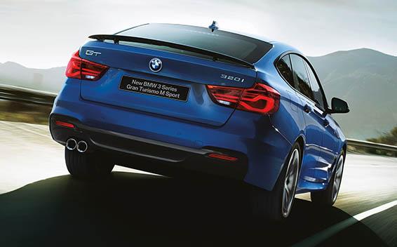 BMW 3 Series Gran Turismo 3