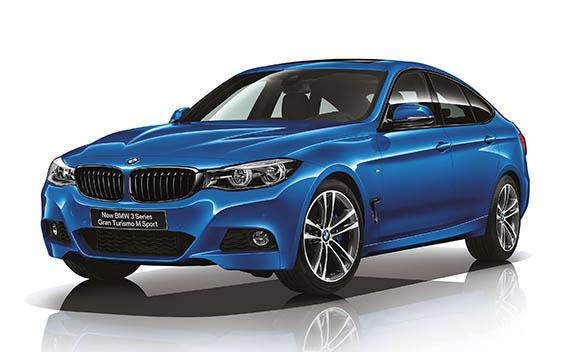 BMW 3 Series Gran Turismo 5